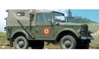 Aro M461,  Versiune Militara, 1969