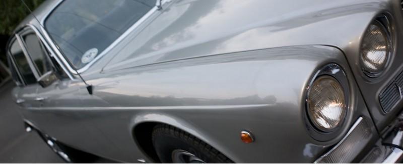 Jaguar XJ6, Seria 1, 4.2l, 1969