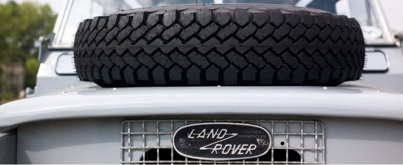 Land Rover Seria II A, 109, 2.6l, 1971